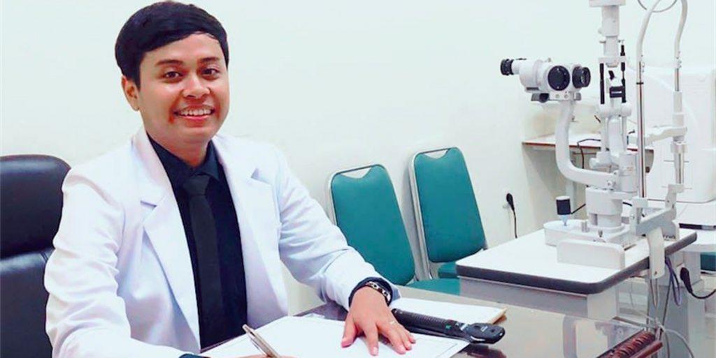 dr. M. Arief H, SpM
